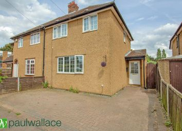 Thumbnail 3 bed semi-detached house for sale in Orchard Square, Broxbourne