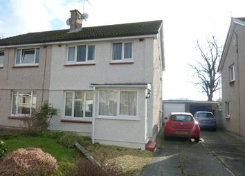 Thumbnail 3 bed semi-detached house for sale in Airds Drive, Dumfries
