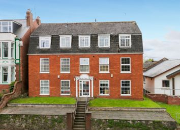 Thumbnail 2 bed flat for sale in Heavitree Road, Exeter