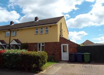 3 bed semi-detached house to rent in Belle Isle Crescent, Brampton, Huntingdon PE28