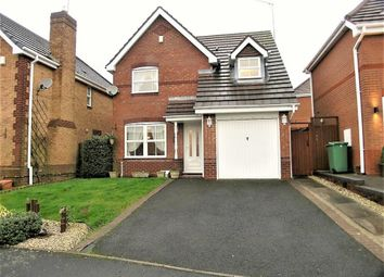 Thumbnail 3 bed detached house for sale in Mansion Close, Earls Keep, Dudley