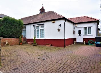 Thumbnail 3 bed semi-detached bungalow for sale in Lowergate Road, Accrington