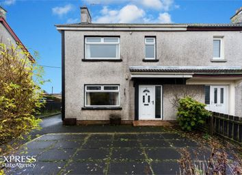 Thumbnail 3 bed semi-detached house for sale in Orby Drive, Liscolman, Ballymoney, County Antrim