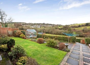 Thumbnail 3 bedroom detached bungalow for sale in Wood Close, Christow, Exeter