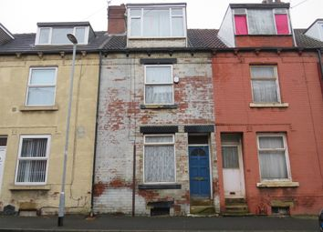 Thumbnail 3 bedroom terraced house for sale in Dawlish Mount, Leeds