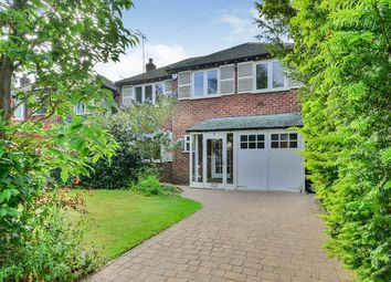 Thumbnail 4 bed detached house for sale in Regent Bank, Wilmslow