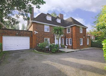 Thumbnail 8 bed detached house to rent in Winnington Road, Hampstead Garden Suburb