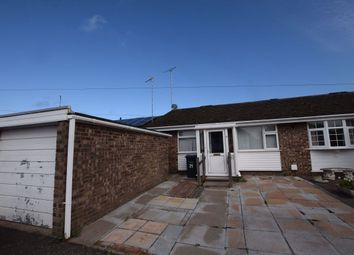 Thumbnail 2 bed bungalow to rent in Crecy Road, Cheylesmore, Coventry
