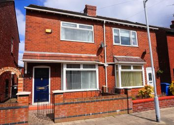 Thumbnail 2 bed semi-detached house for sale in River Street, Stockport
