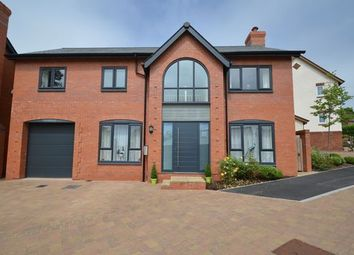 Thumbnail 4 bed detached house for sale in Aubyns Wood Rise, Tiverton