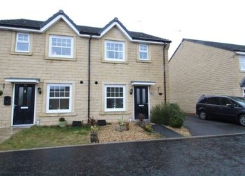 Thumbnail 3 bed semi-detached house for sale in Shoemaker Gardens, Rossendale