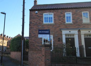 Thumbnail 2 bed semi-detached house for sale in Pyesbury Walk, Boroughbridge, York