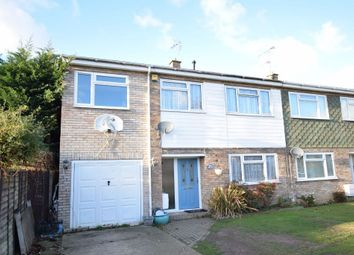 Thumbnail 4 bed semi-detached house for sale in Flatford Drive, Clacton-On-Sea