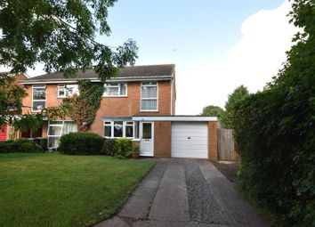 Thumbnail 3 bed semi-detached house for sale in East Park Drive, Droitwich