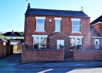 Thumbnail 3 bedroom detached house for sale in Station Road, Awsworth