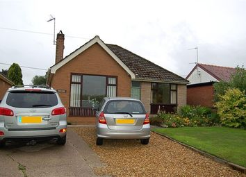 Thumbnail 2 bed bungalow for sale in Hall Lane, Preston