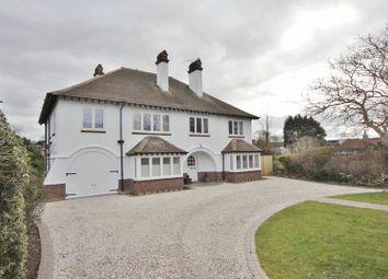 Thumbnail 5 bed detached house for sale in Meols Drive, West Kirby, Wirral