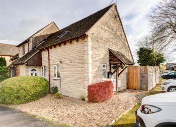 Thumbnail 2 bed end terrace house for sale in Station Meadow, Bourton-On-The-Water, Cheltenham