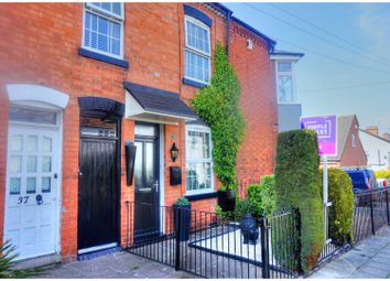 Thumbnail 2 bed terraced house for sale in Holywell Road, Aylestone
