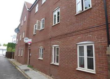 Thumbnail 1 bedroom flat to rent in Oil Mill Lane, Wisbech, Cambs