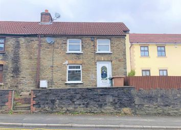 Thumbnail 1 bed property to rent in Commercial Road, Machen, Caerphilly