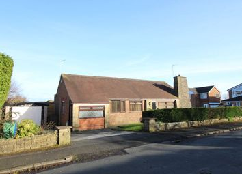 Thumbnail 2 bed bungalow for sale in Caldy Drive, Ramsbottom, Bury