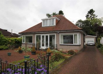 Thumbnail 4 bed detached bungalow for sale in South Mains Road, Milngavie, Glasgow