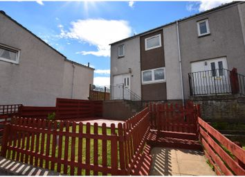 Thumbnail 3 bed end terrace house for sale in Mossilee Crescent, Galashiels