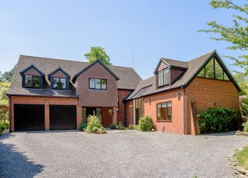Thumbnail 5 bed detached house for sale in Speen Lane, Speen, Newbury