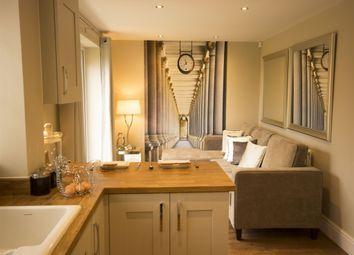"4 bed detached house for sale in ""The Cheltenham"" at Hilltop, Oakwood, Derby DE21"