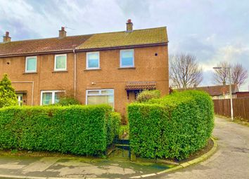 Thumbnail 2 bed end terrace house for sale in St Kilda Crescent, Kirkcaldy, Fife