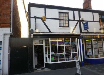 Thumbnail Retail premises for sale in Heath Street, Crewe, Cheshire