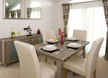 Thumbnail 2 bedroom lodge for sale in The Hollies, Kessingland, Lowestoft