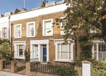 Thumbnail 4 bed terraced house to rent in Waterford Road, London