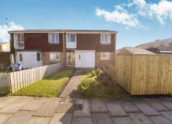 Thumbnail 2 bed flat for sale in Wishaw Close, Cramlington