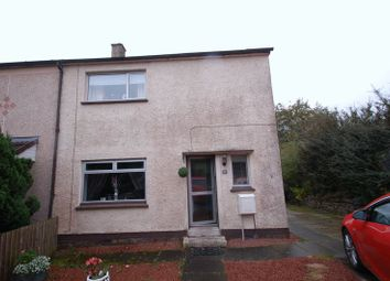 Thumbnail 2 bedroom terraced house for sale in Clyde Crescent, Lanark