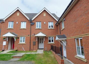 Thumbnail 3 bed end terrace house for sale in Kineton Way, Sunderland, Tyne And Wear