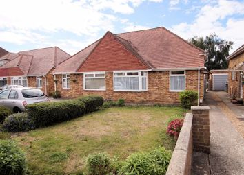 White Hart Lane, Portchester, Fareham PO16. 2 bed semi-detached bungalow