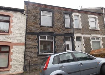 Thumbnail 3 bed terraced house for sale in Augustus Street, Ynysybwl, Pontypridd