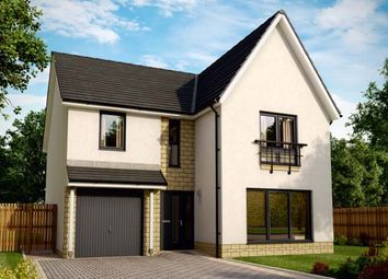 "Thumbnail 4 bed detached house for sale in ""Azure Mearns Green"" at Stewarton Road, Newton Mearns, Glasgow"
