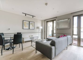 Thumbnail 1 bed flat to rent in Queens Wharf, Hammersmith