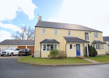 Thumbnail 4 bed detached house for sale in Limes Lane, Tavistock