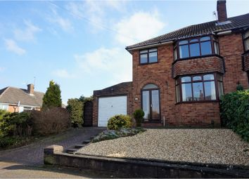 Thumbnail 3 bed semi-detached house for sale in Southview Road, Sedgley