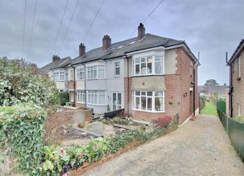 Thumbnail 3 bed end terrace house for sale in Woodfield Avenue, Farlington, Portsmouth