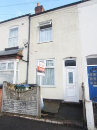 Thumbnail 3 bed terraced house to rent in Brisbane Road, Smethwick