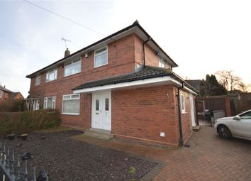 Thumbnail 3 bedroom semi-detached house for sale in Raylands Way, Middleton, Leeds