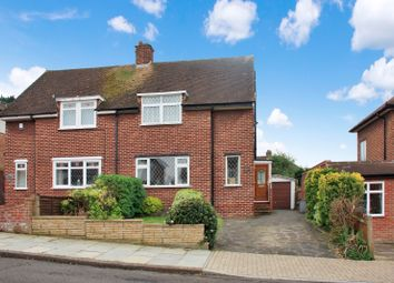 Thumbnail 2 bed semi-detached house for sale in Southbourne, Bromley