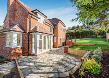 Thumbnail 4 bed detached house for sale in Loosley Hill, Loosley Row, Princes Risborough