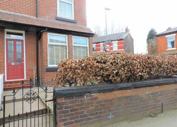 Thumbnail 2 bed end terrace house for sale in Broom Lane, Levenshulme, Manchester