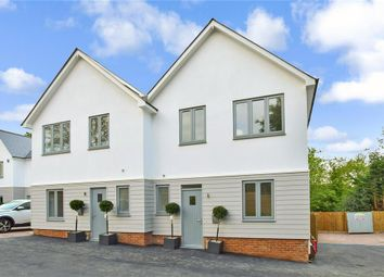 Thumbnail 3 bed semi-detached house for sale in Trevelyan Gardens, Loughton, Essex